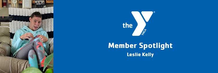 Leslie Kelly | Member Spotlight
