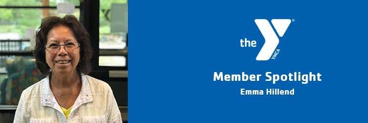 Emma Hillend | Member Spotlight | Flagstaff Family YMCA