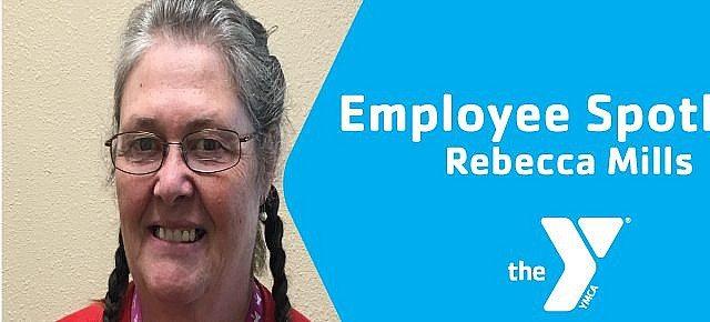 Rebecca mills Yuma Employee Spotlight