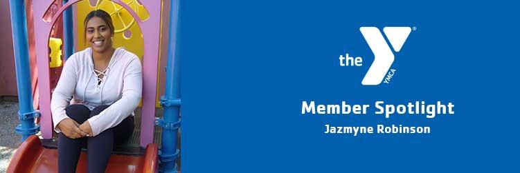 Jazmyne Robinson | Member Spotlight | Ahwatukee Foothills Family YMCA