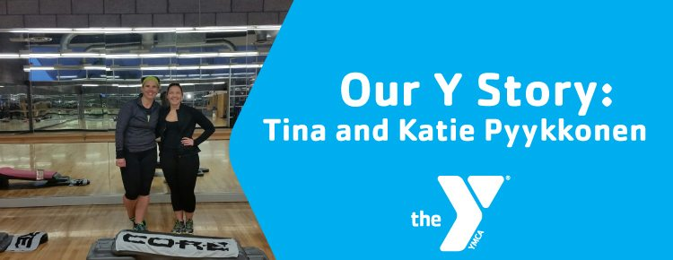 Tina And Katie Pyykkonen|Ahwatukee Family YMCA | Valley Of The Sun YMCA