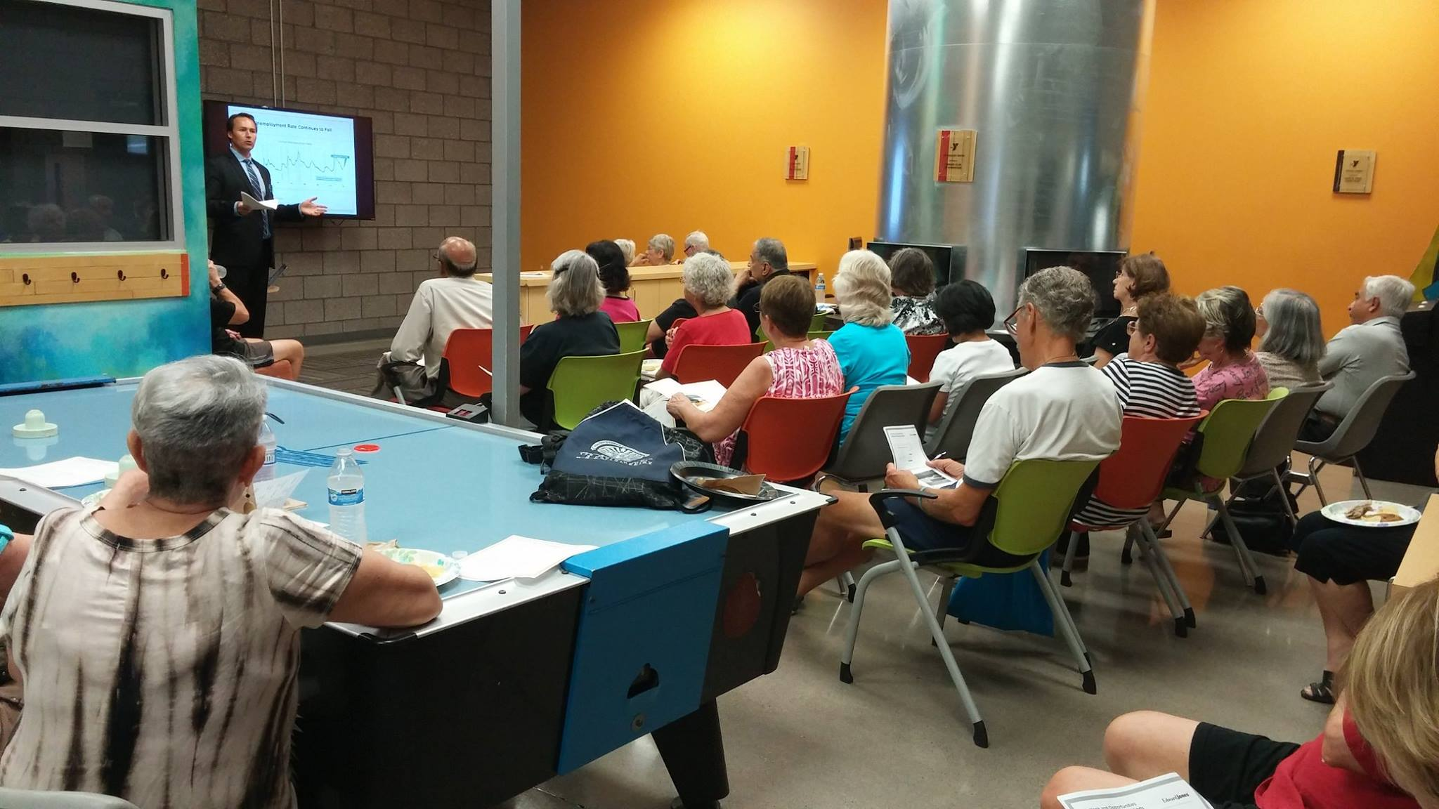 Older Adult Week | Ahwatukee Foothills Family YMCA | Valley of the Sun YMCA