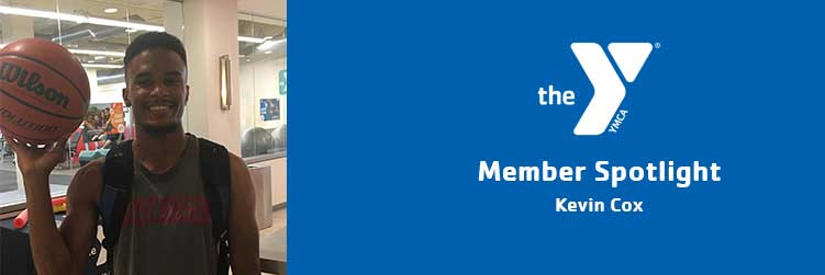 Kevin Cox | Member Spotlight | Lincoln Family Downtown YMCA