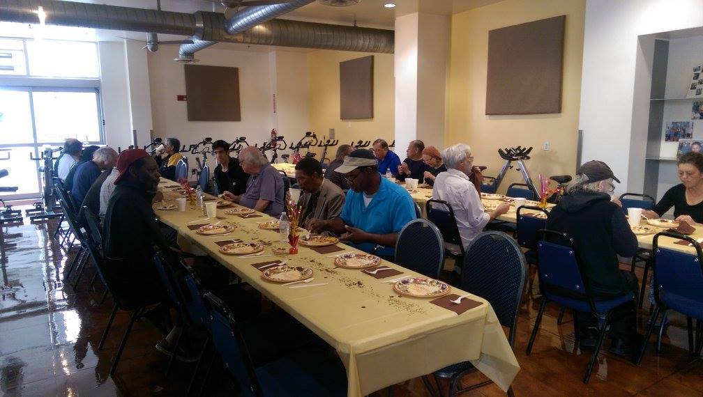 Downtown Housing Thanksgiving Dinner | Lincoln Family Downtown YMCA | Valley of the Sun YMCA
